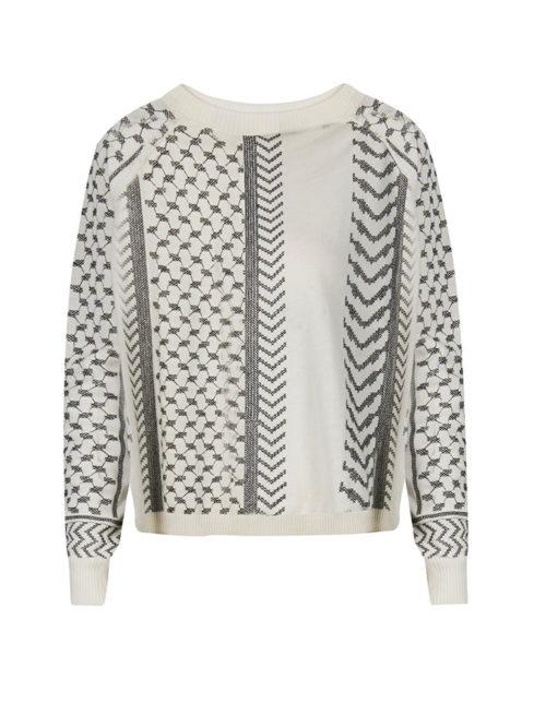 Lalaberlin-sweatshirt-kanila-white1